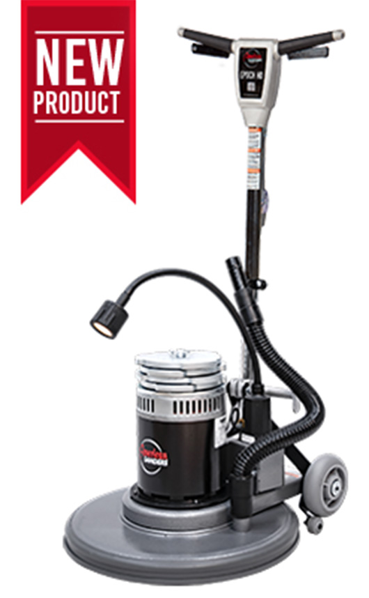 Epoch HD-20 circular polisher Montreal